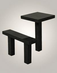 Стол и лавка №2